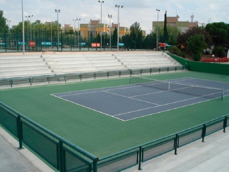 federacion madrileña de tenis iluminacion led projects